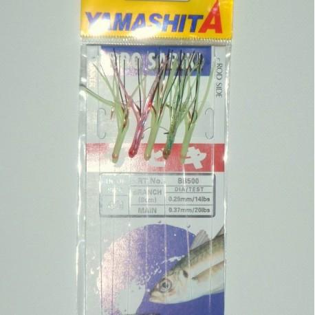 Yamashita Pro Sabiki Hot Hooks BB500