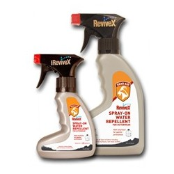 Revivex Spray on Water Repellent