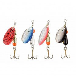Abu Trout Lure Spinner Kit