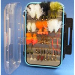 Dragon Selection of 36 AllRound Still Water Flies Box