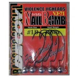 Decoy Nail Bomb VJ71 Jigheads