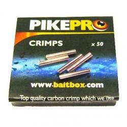 Pike Pro Hi Carbon Crimps