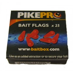 Pike Pro Bait Flags