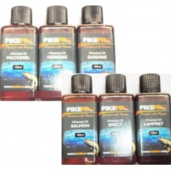 Pike Pro Winterized Pike Oils