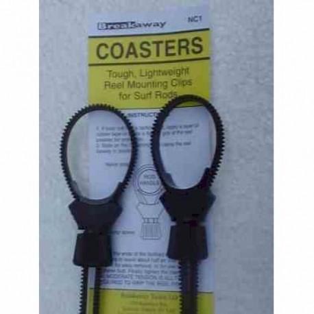 Breakaway Nylon Coasters