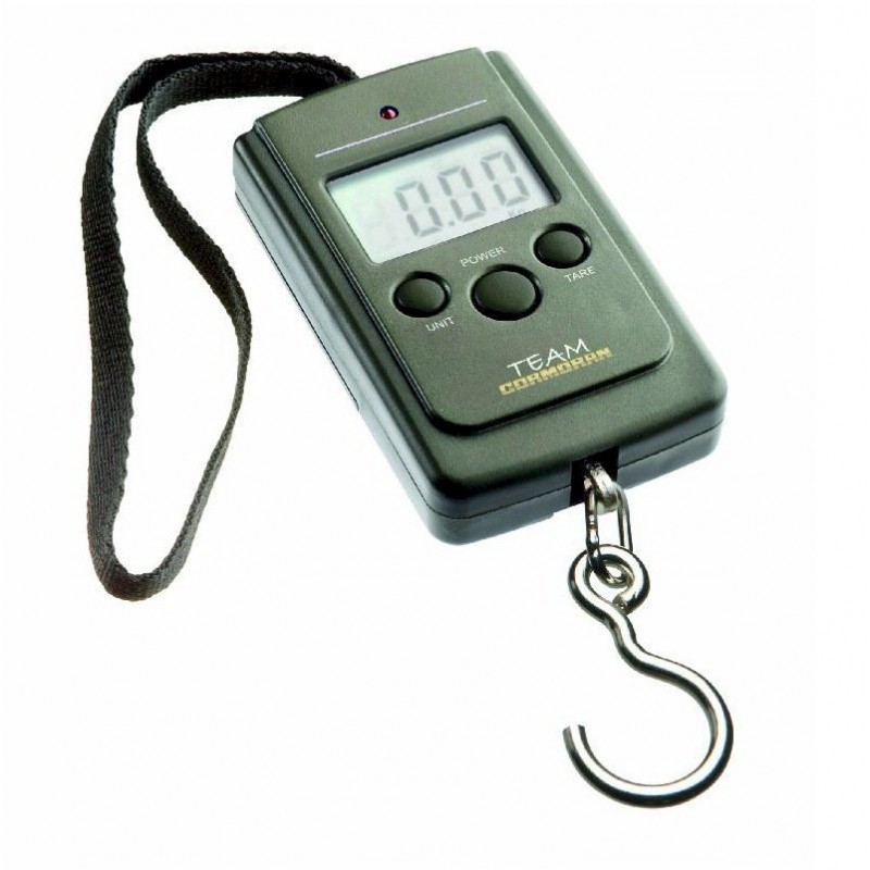 Cormoran mini digital fish weighing scales for Fish weight scale
