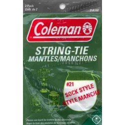 Coleman Mantles for Unleaded 285 and 295 Insta Clip 3 pack