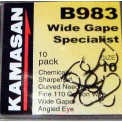 Kamasan B983 Wide Gape