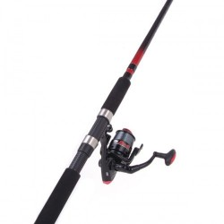 Jarvis Walker Devil 8ft Telescopic Rod Reel Combo