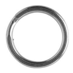 Illex Stainless Steel Split Rings 3 pack