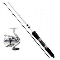 Shimano Vengeance Bass Rod and Daiwa Reel Spin Combo