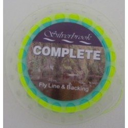 Silverbrook Complete Fly Line and Backing