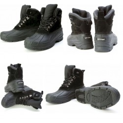 Sundridge Hot Foot Airlock Boots
