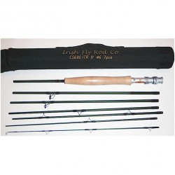 Irish Fly Rod Co IM8 Selenium Graphite Travel Fly Rods