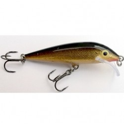 Rapala Scatter Rap Countdown 7cm Gold