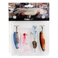 Abu Pike Lure Spinner Kit