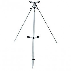 Ian Golds 6ft Double Head and Cup Match Tripod Standard