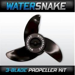 Jarvis Walker Watersnake 3 Blade Propeller Kit