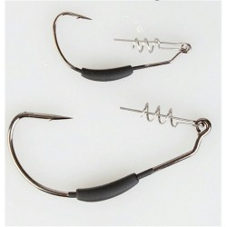Savage Gear Weedless Weighted Wide Gape Hooks 10