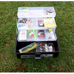 Totally Equipped Box of Tackle