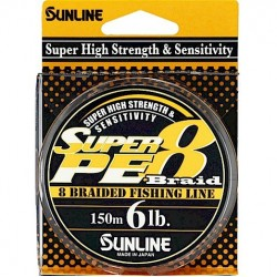 Sunline Super PE 8 Braid