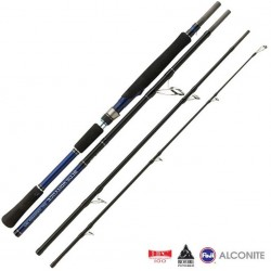 Shimano Blue Romance STC Topwater Lure Travel Rod