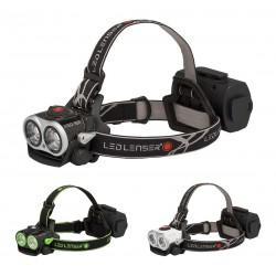 Led Lenser XEO 19R Rechargable Headlamp Black