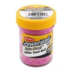 Berkley Powerbait Glitter Trout Bait Pink
