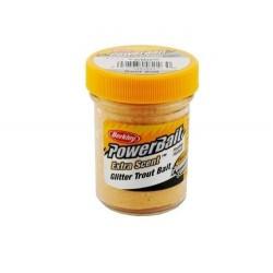 Berkley Powerbait Glitter Trout Bait Yellow