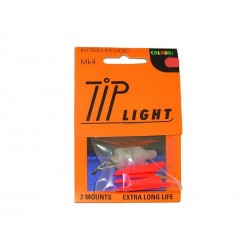 Rod Tip Lights Red