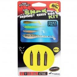 Fox Rage Dropshot Fish Snax Kit