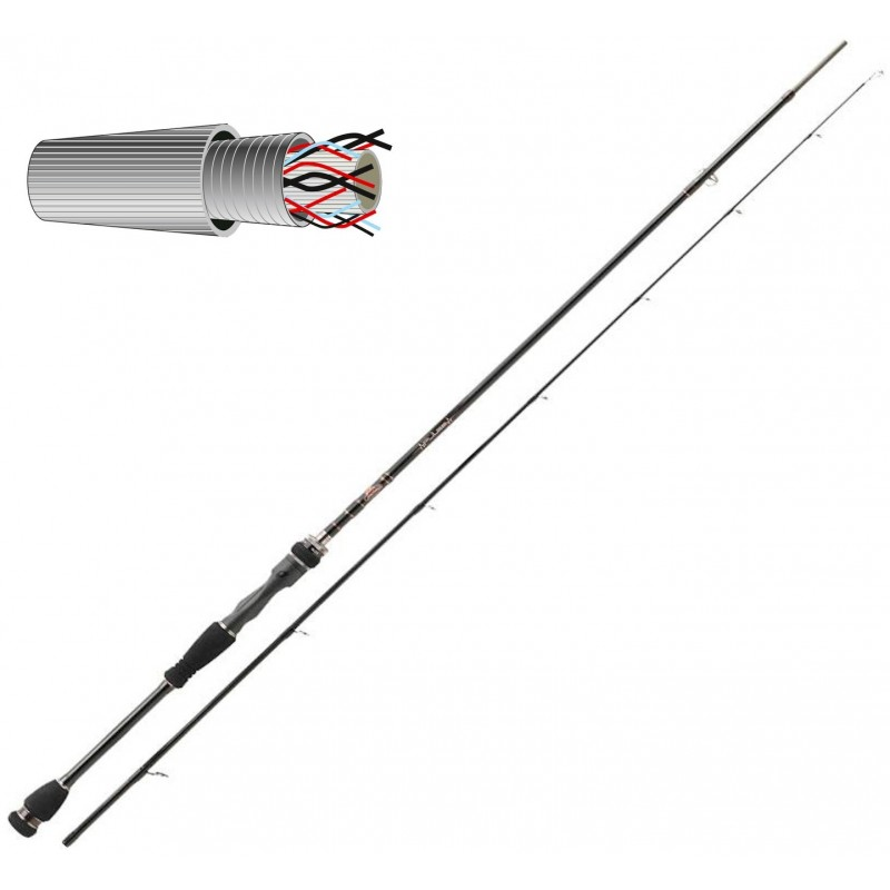 Online fishing shop henry 39 s tackle shop berkley xcd for Heavy fishing rod