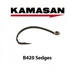 Kamasan B420 Sedges Fly Hook