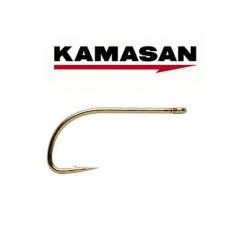 Kamasan B410 Smuts And Midges Fly Hook