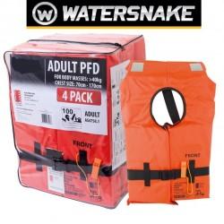 Watersnake Adult Block PDF 4 Pack