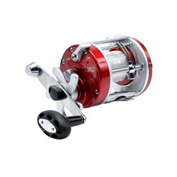 Fishzone Acupulco Ocean Pacific 30LW Level Wind Boat Reel and Line