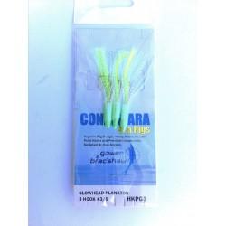 Gowen & Bradshaw Glowhead Plankton Rig 3/0