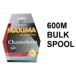 Maxima Cameleon 600m Maxi Spools 4lb