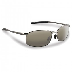 Flying Fisherman San Jose Polarised Sunglasses Gunsmoke