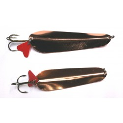 Ace Hunter Scalded Humpback Copper Spoons