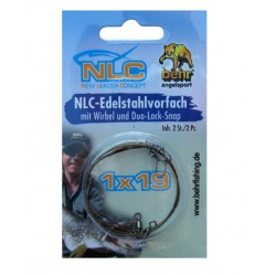 Behr NLC 19 Strand Pike Spin Traces
