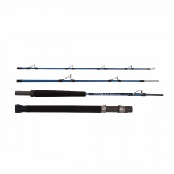 Abu Volatile Travel Boat Rod 50lb