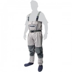 Leeda Volare Budget Breathable Chest Waders And Boots