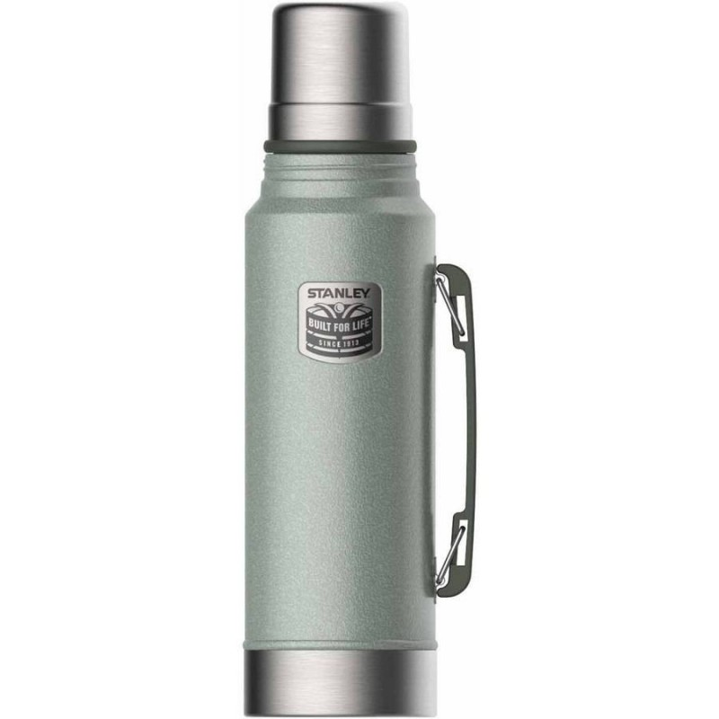 stanley 1 litre classic vacuum thermos flask. Black Bedroom Furniture Sets. Home Design Ideas