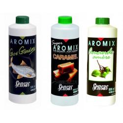 Sensas Aromix Groundbait Additive 500ml