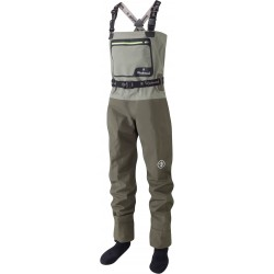 Breathable Chest Waders Wychwood Gorge SDS Stocking Foot