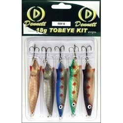 Dennet Tobeye Lure Kit