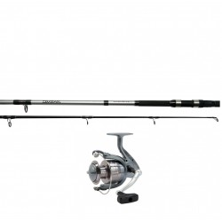 Daiwa Sea Hunter Z Bass Surf Combo