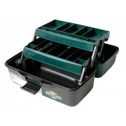 Flambeau 1627B 2 Tray Cantilever Tackle Box