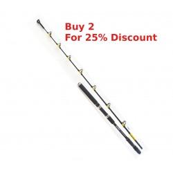 SilstarCarbodynamic Roller Tip 20/40lb Boat Rod
